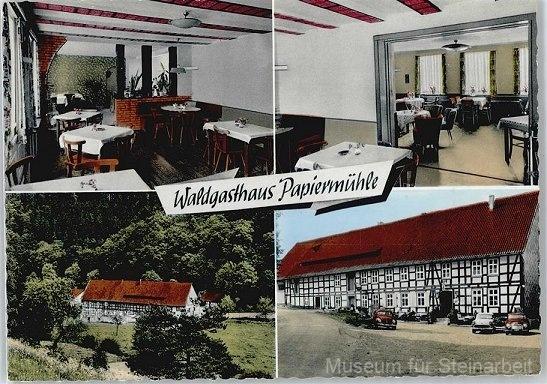 Waldgasthaus-Papiermühle-Eberhausen