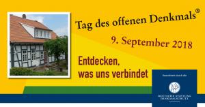 Tag des offenen Denkmals @ Steinarbeitermuseum | Adelebsen | Niedersachsen | Deutschland
